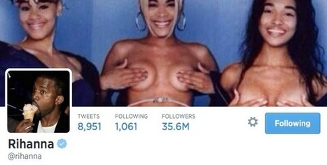 TLC Slams Rihanna for Showing Too Much Skin; Rihanna Strikes Back | LibertyE Global Renaissance | Scoop.it