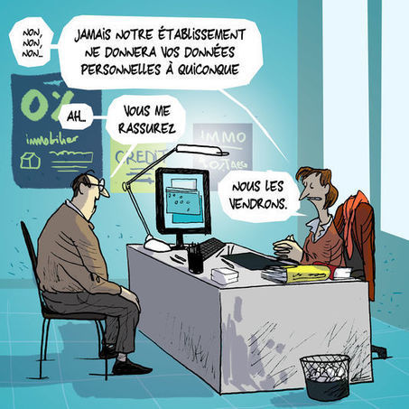 Big data : les banques craignent le casse du siècle | Les News du CMD | Scoop.it