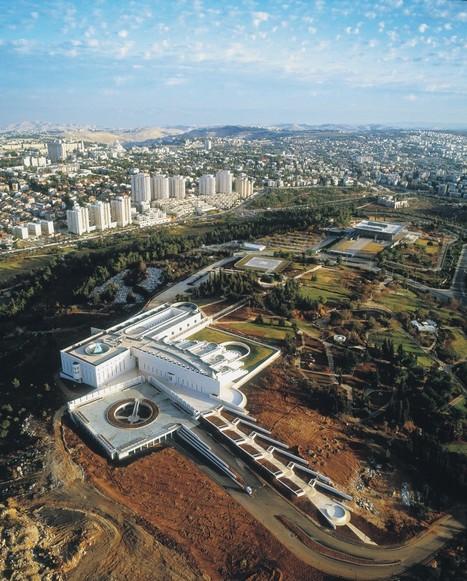 architecture contemporaine et histoire du lieu : La Cour suprême de Jérusalem | Rendons visibles l'architecture et les architectes | Scoop.it