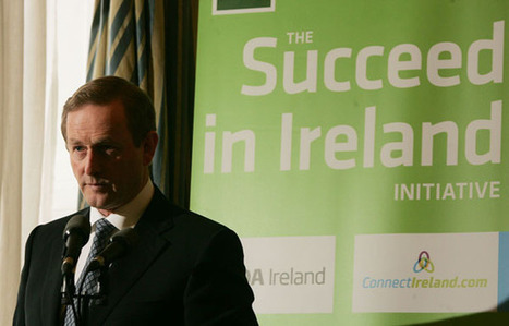 €1.5K referral fee for new jobs! Kenny unveils new jobs initiative - Irish Times | Doing business in Ireland | Scoop.it
