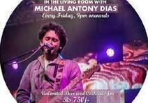 """""""In The Living Room"""" With Michael Anthony Dias at CounterCulture 