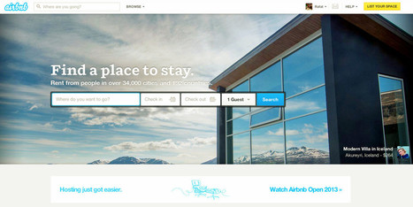 Why Hotel Brands Should Care About Airbnb's Disruption | Tourism and Development | Scoop.it