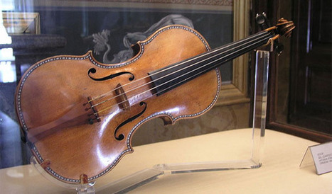 Violinists can't tell the difference between Stradivarius violins and new ones   Not Exactly Rocket Science   Discover Magazine   Thinking Science   Scoop.it