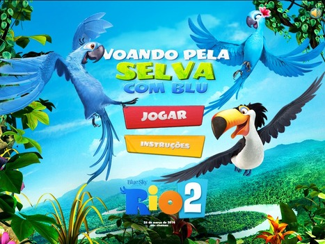 Play Best Cartoon Game - Rio 2 | Best Cartoon Games | Scoop.it