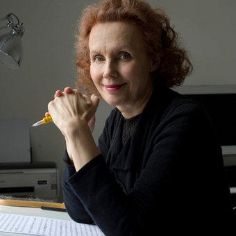 Bachtrack Composers Project: Kaija Saariaho (b.1952) | Navigate | Scoop.it