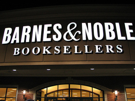 Barnes & Noble confirms it will spin out its Nook ebook business as a separate company in 2015 | Livres de sable | Scoop.it