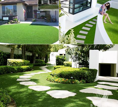 Làm đẹp không gian nhà bạn bằng cỏ nhân tạo | Dịch Vụ Sửa Máy Lạnh Chuyên Nghiệp | Scoop.it