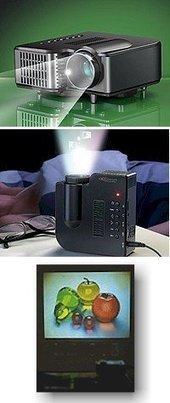 @1@   SceneLights Clip-LED-Beamer 20 Lumen LB-618 mit Media-Player & AV-In   LCD Projektor Günstig   Scoop.it