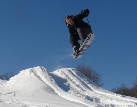 Novak Snurfboard LLC | Lake Effect.... Winter Style | Scoop.it