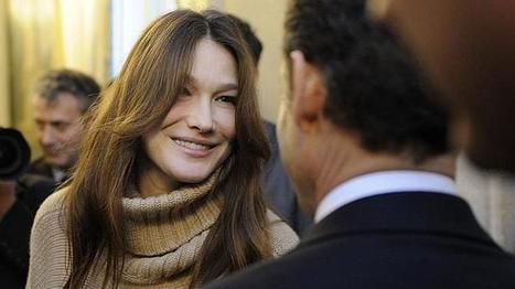 Carla Bruni replica que su fundación no recibió ninguna subvención pública | Bourse en ligne | Scoop.it