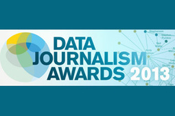 Data Journalism Awards anuncia finalistas da edição 2013 | Periodistas | Scoop.it