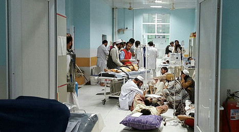 12 MSF staff, 7 patients killed in Kunduz attack, US admits airstrike 'in vicinity' of hospital | Saif al Islam | Scoop.it