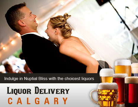 Indulge in Nuptial Bliss with the Choicest Liquors | Fast Food, Liquor, Gifts and Flowers | Scoop.it