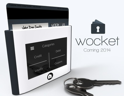 Wocket wants to replace your wallet | Real Estate Plus+ Daily News | Scoop.it