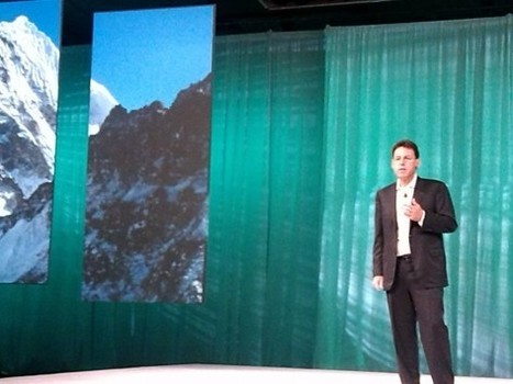 Sage Summit: The Cloud and Mobility Change Everything | Scoops and Scans - Trends We Are Watching | Scoop.it