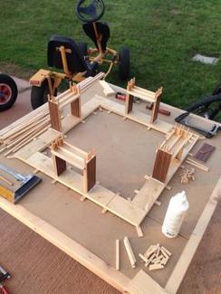 Ecovillaggio la Corte del Vento: iniziamo dalla casa cantiere | Costruire con le balle di paglia www.caseinpaglia.it | Scoop.it