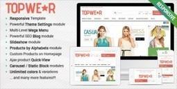 TopWear - Themeforest Responsive OpenCart Theme | Theme Mart | Scoop.it