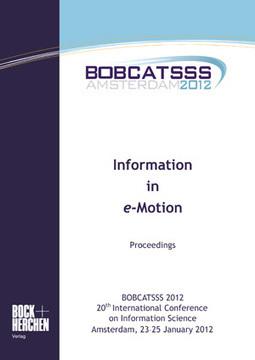 Proceedings BOBCATSSS 2012 | Information Science | Scoop.it