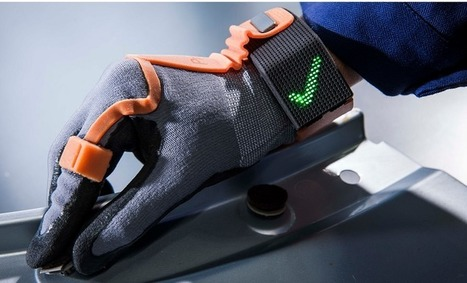 ProGlove brings smart gloves to the factory floor | Real Estate Plus+ Daily News | Scoop.it