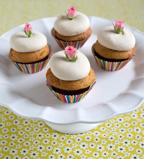 Celebrating a 2 year old milestone with Gluten-free Vegan Vanilla Cupcakes | My Vegan recipes | Scoop.it
