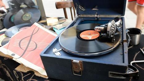 Pourquoi le disque vinyle fait un retour en grâce | Du vinyle au disquaire indépendant | Scoop.it