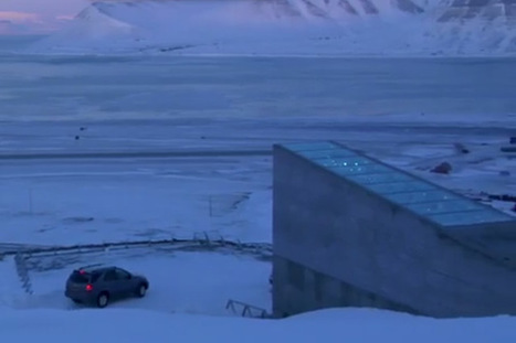 This Is the Closest You May Ever Get to the Doomsday Seed Vault | Agricultural Biodiversity | Scoop.it