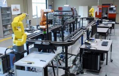 Le CPIQ parle de l'usine du futur lors de son prochain 5 à 7 techno   La recherche dans les cégeps   Scoop.it