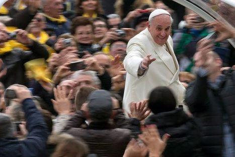 Pape François : le Bon Samaritain, modèle des communicateurs du ... | A QUOI SUIS-JE APPELÉ(E)?... | Scoop.it
