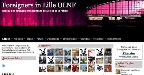 ÉduFLE.net - Le site coopératif du FLE | français langue étrangere, médias | Scoop.it