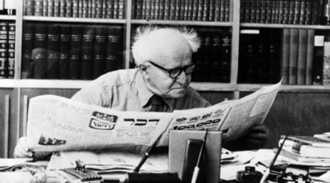 Secrets of Ben-Gurion's Leadership | David Ben-Gurion | Scoop.it
