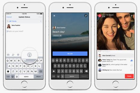 2016, l'année du social-live stream | Communiquons ! | Scoop.it