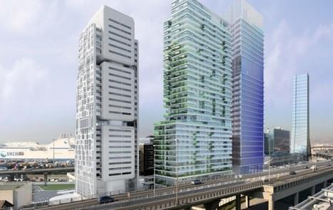 Trois nouvelles tours à Marseille : Quais d'Arenc top départ   The Architecture of the City   Scoop.it