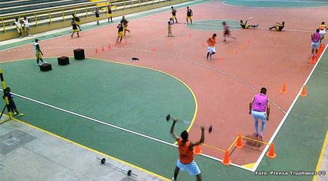 Vinotinto Futsal se prepara para el Sudamericano Sub 21 - Balonazos.com | all4futsal | Scoop.it