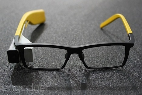 Lumus turns its military-grade eyewear into a Google Glass competitor (video)   DESIGN   Scoop.it