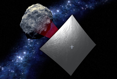 SLS CubeSats to Set Sail for Deep Space | Heron | Scoop.it
