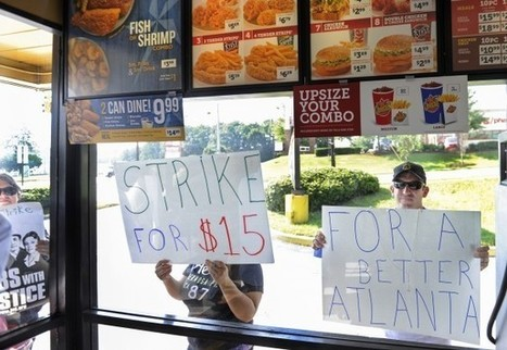 Low fast-food wages come at high public cost, reports say   ACS Economics   Scoop.it