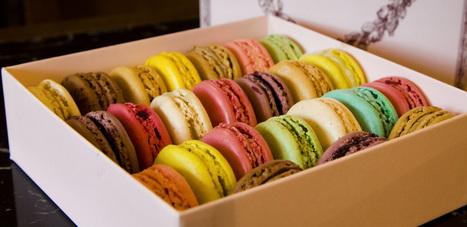 Avec ses macarons, Ladurée adopte les codes du luxe | Capital | Macarons | Scoop.it