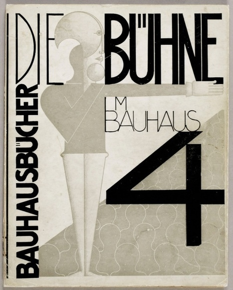 Download Original Bauhaus Books & Journals for Free: Gropius, Klee, Kandinsky, Moholy-Nagy & More | Open Culture | Mid-Century Modern Architects and Architecture | Scoop.it