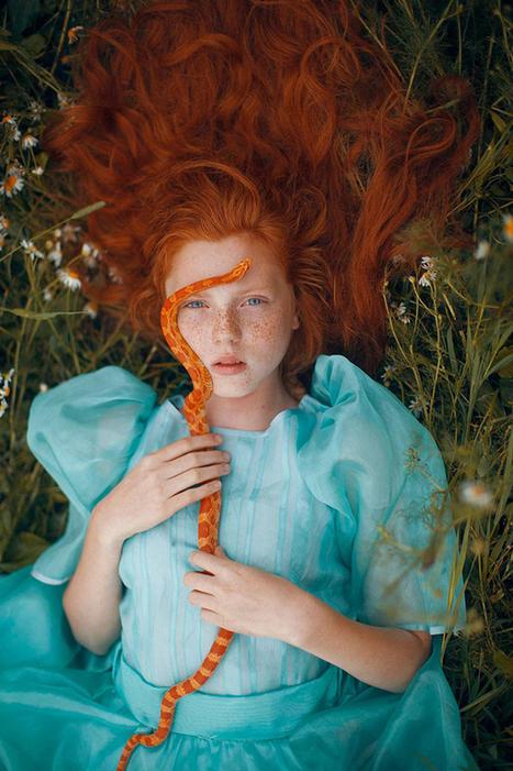 Katerina Plotnikova et ses photographies fantastiques | Graine de Photographe The Blog | Photographie | Scoop.it