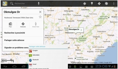 Un tutoriel pour créer des activités géolocalisées avec tablettes et QRCodes | TICE, Web 2.0, logiciels libres | Scoop.it
