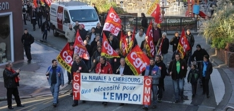 Cherbourg : mobilisation contre l'austérité   La Manche Libre cherbourg   Les news en normandie avec Cotentin-webradio   Scoop.it