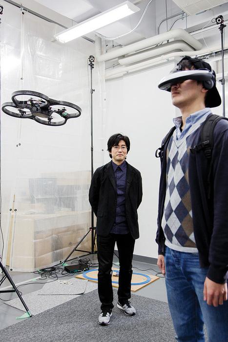 Sony's Jun Rekimoto Dreams Up Gadgets for the Far Future - IEEE Spectrum | Outbreaks of Futurity | Scoop.it