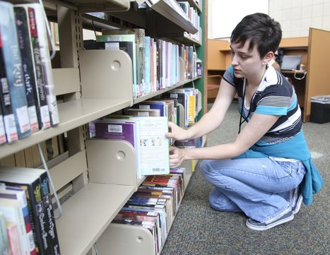 Libraries invest to keep up with demands - Hamilton Journal News (subscription)   Return on Investments   Scoop.it