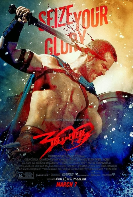 300 Review: 300 RISE OF AN EMPIRE Is Just Like Its Original Part Full Of Bloody Adventures And With An Outstanding Plot. A MUST Watch Film | New Movies | Movie News | Movie Reviews | Movie Previews... | Hollywood | Scoop.it