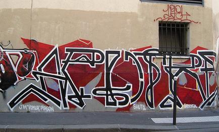 Apotre @ Le MUR XIII, Paris | Rap , RNB , culture urbaine et buzz | Scoop.it