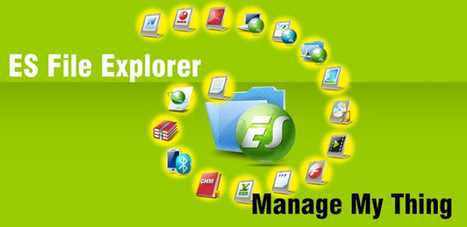 ES File Explorer File Manager 3.0.2 Apk mediafire   Android APK File For Android Users   Scoop.it