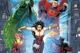 Howard Porter Replaces Kevin Maguire On 'Justice League 3000' | Comic Portal | Scoop.it
