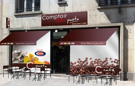 Comptoir del pasta® présent à Franchise Expo Paris | Actualité de la Franchise | Scoop.it