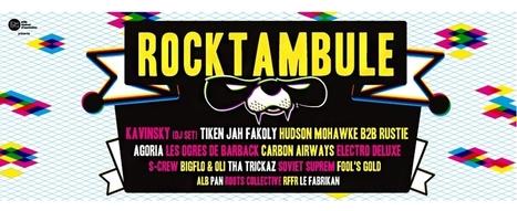 du 9 au 11 octobre : les 20 ans du Festival Rocktambule à Grenoble | activités à grenoble | Scoop.it