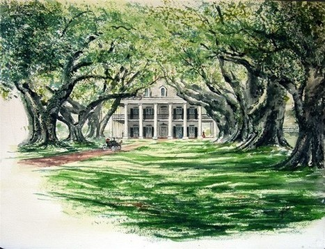 Amazing places, hotels and travels | Oak Alley Plantation: Things to see! | Scoop.it